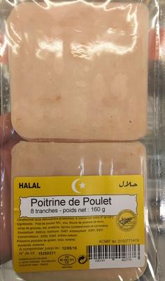 Poitrine de poulet - Product