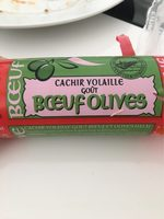 Cachir volaille - Product