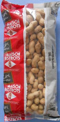 Cacahuètes en coques grillées - Produit