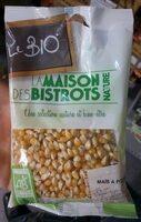 Maïs à Popcorn Bio - Produit - fr