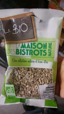 Graines de Tournesol Décortiquées Bio - Product