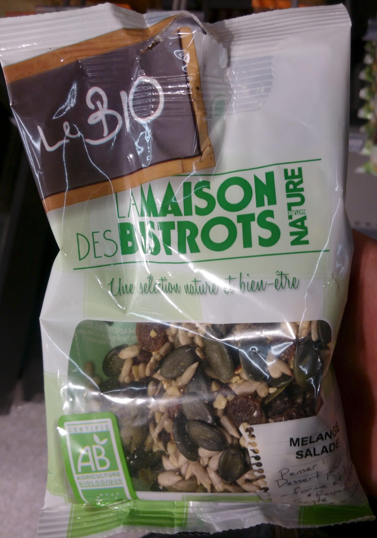 Mélange Salade Bio - Produit