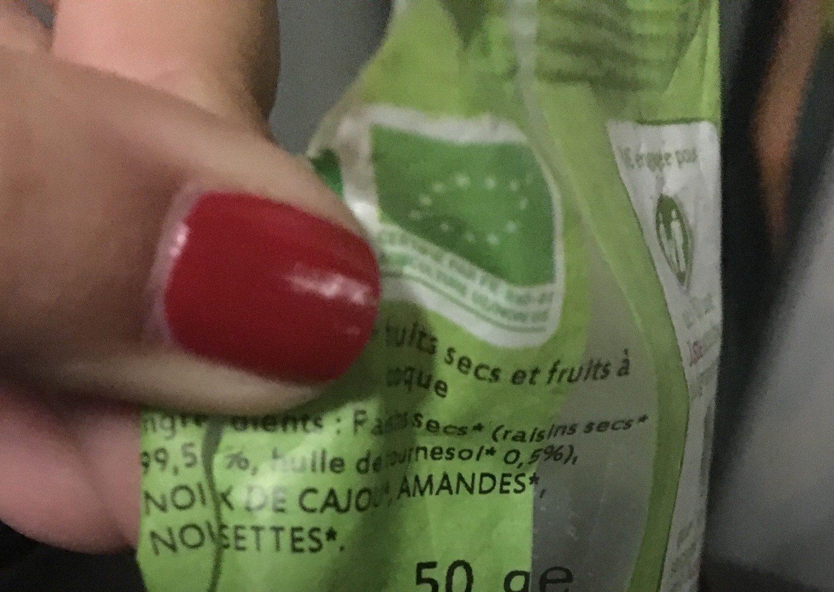 Melange Tonus - Ingrediënten