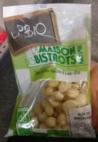 Noix de macadamia Bio - Produit