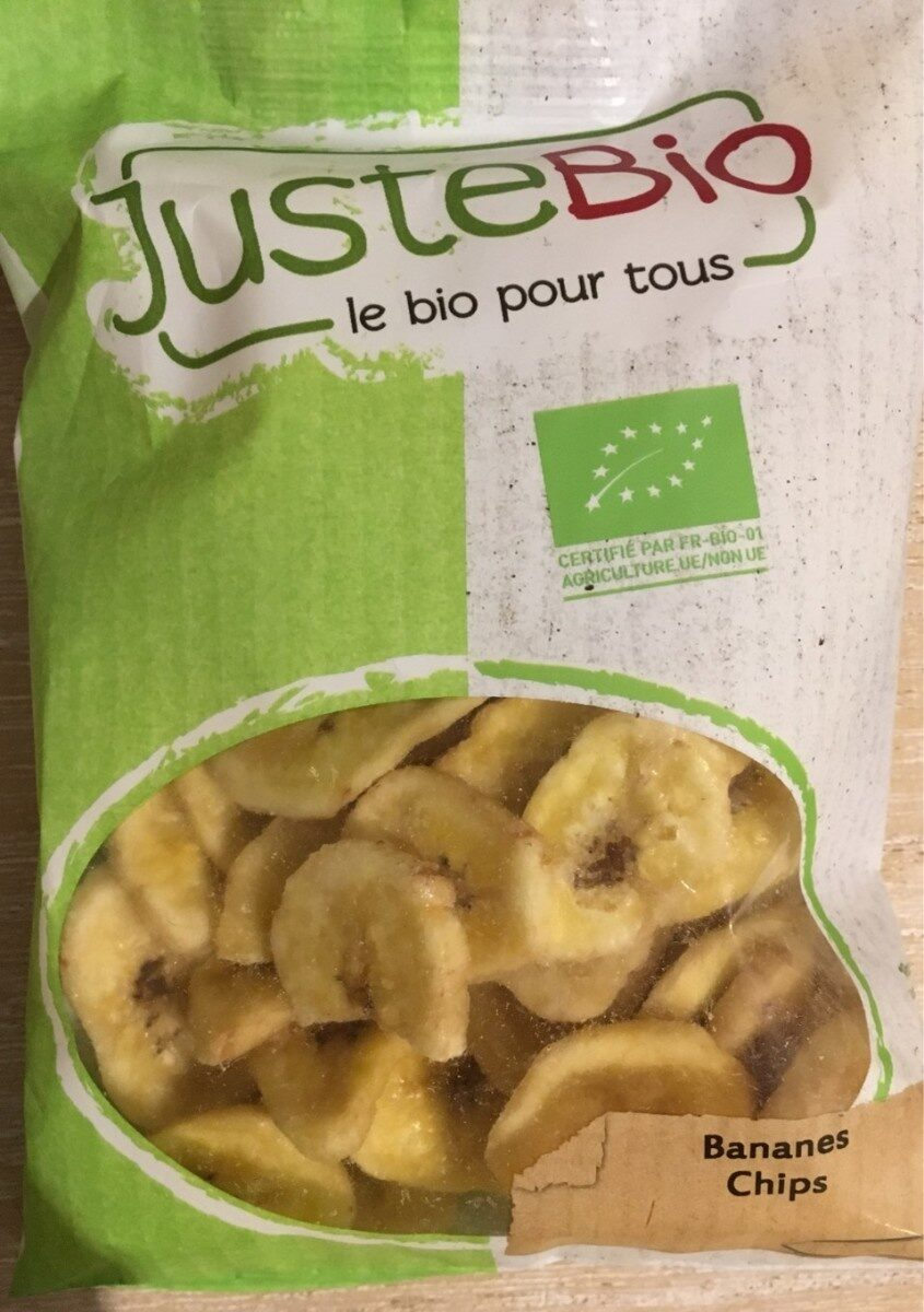 Bananes Chips - Produit - fr