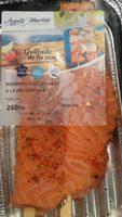 Braserade de saumon à la provençale - Produit - fr