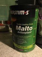 Malto Overtim's Antioxydant-citron - Product