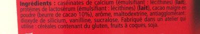 Regeprot - Ingrediënten