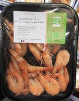 Crevettes bio - Produit
