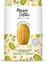 Madeleine Pistache 250g - Produit - fr