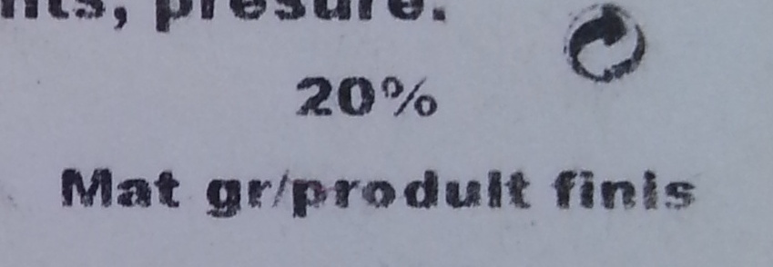 Camembert de Normandie AOP (20% MG) au lait cru - Voedingswaarden - fr