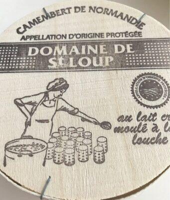 Camembert de Normandie AOP - Product - fr