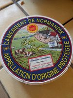 Camembert de Normandie AOP - Product - fr