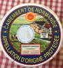 Camembert de Normandie AOP (20% MG) - Product