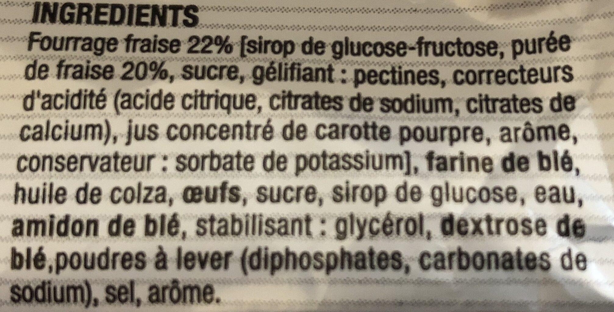 Feline - Ingrédients