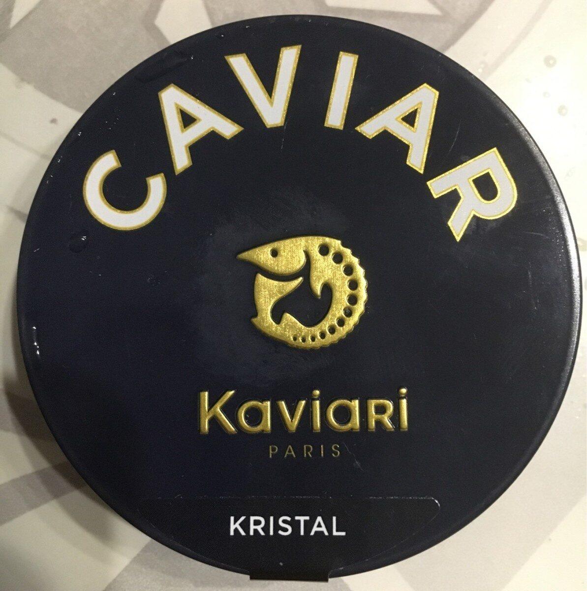 Caviar Kristal - Produit - fr