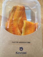 Filets de haddock fumes - Product