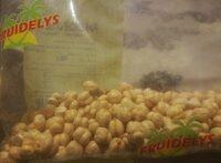 Pois Chiches Jaune Double Grillage - Produit - fr