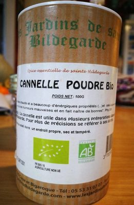 Cannelle poudre bio - Product