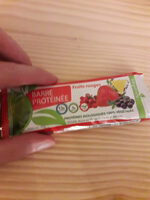 barre protéinée fruits rouges - Product