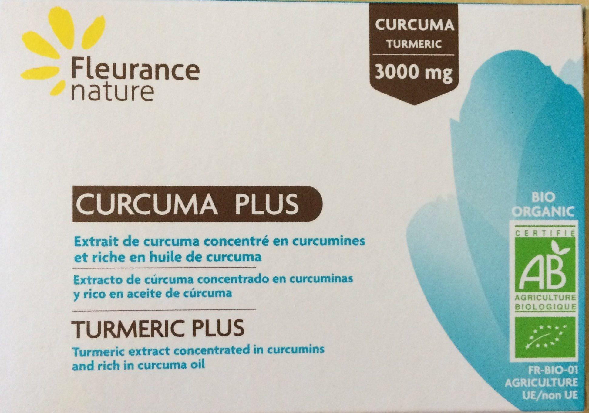 Curcuma plus - Product