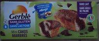 Mini Cakes Marbrés Gerblé - Produit - fr