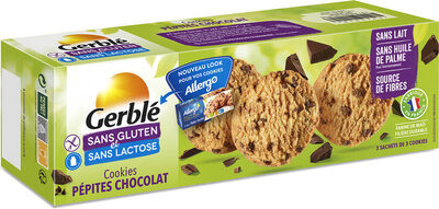 Cookies Pépites de Chocolat - Prodotto - fr