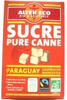 Sucre pure canne - Producto