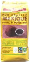 Pur arabica Mexique Doux & équilibré - Product - fr
