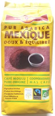 Pur arabica Mexique Doux & équilibré - Product