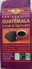 Café moulu pur arabica Guatémala - Produit