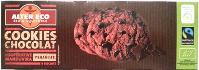 Cookies chocolat - Produit