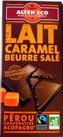 Lait Caramel Beurre salé - Product