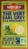 Thé vert Earl Grey à la bergamote - Produit