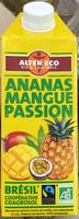 Nectar ananas mangue passion - Produit - fr