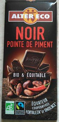 Noir pointe de piment - Product