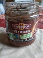 Pâte à tartiner aux noisettes - Producto - fr