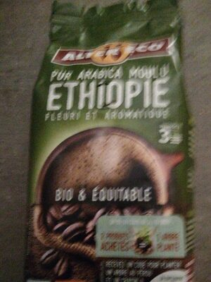 Pur arabica Éthiopie - Produit - fr
