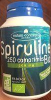Feuilles d'algues 200 gélules dosées à 210MG - Produit