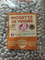 Mogette de Vendée, label rouge, source de fibres - Product - fr
