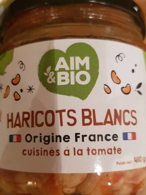 Haricots Blancs cuisinés à la tomate - Prodotto - fr