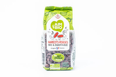 Haricots rouges biologiques - Produit - fr
