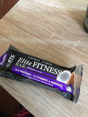 STC Nutrition Elite Fitness Bar - Goût : Noix D. .. - Produit