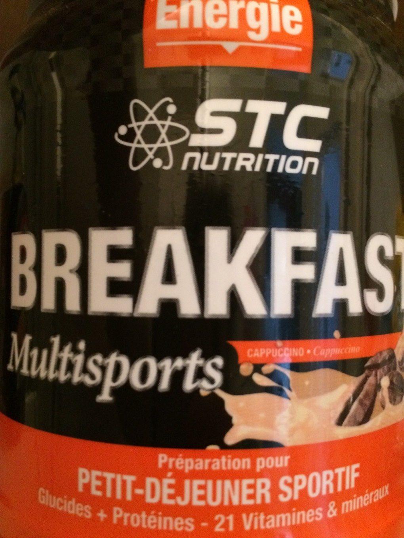 Breakfast Multisports Cappuccino - Produit - fr