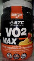 VO2 MAX Fruits Rouges - 525GR - STC Nutrition - Produit
