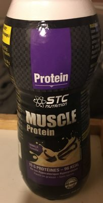 Protein muscle protein - Produit - fr