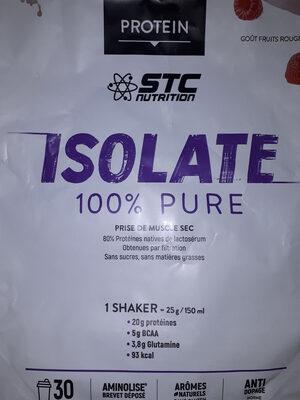Premium Isolate - Produit