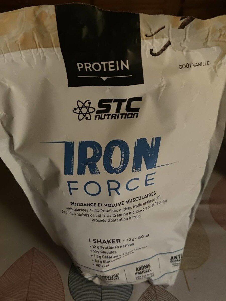 Iron force - Produit - fr