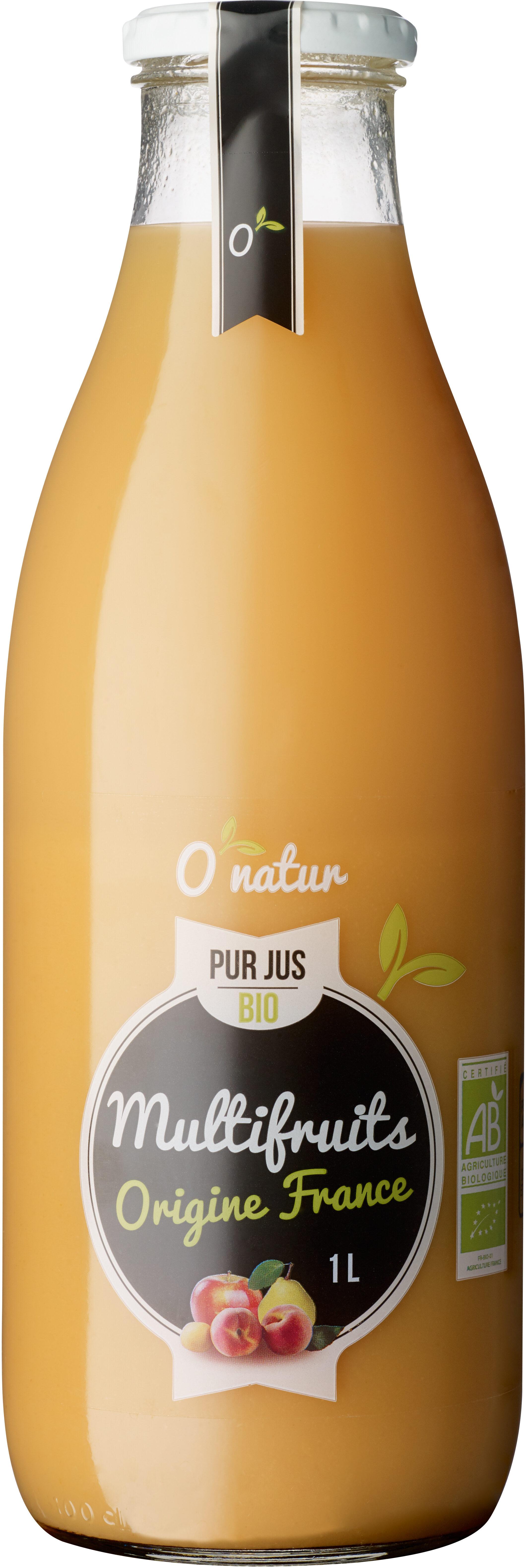 Pur Jus de multifruits Bio - Prodotto - fr