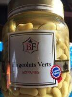 Flageolets verts - Produit - fr